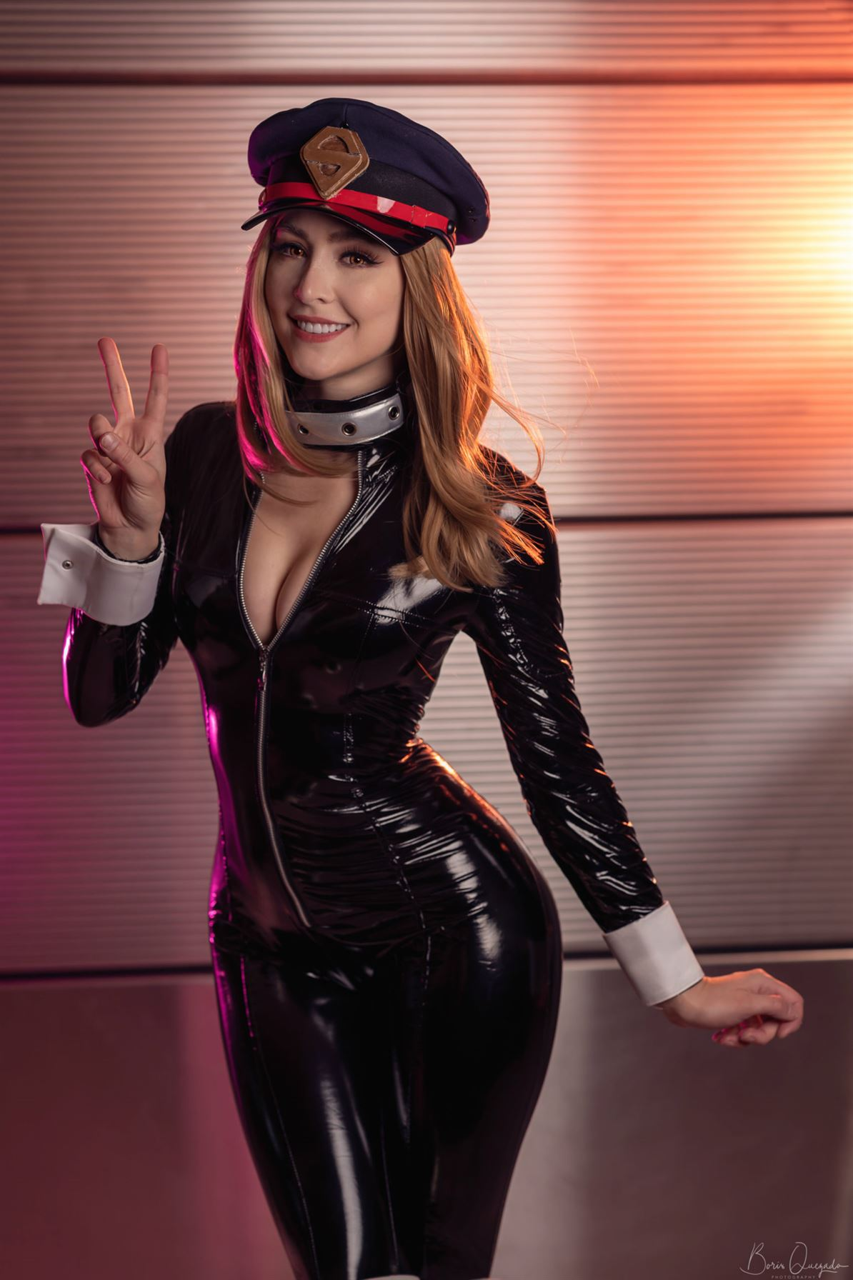 Luxlo Camie Cosplay Leaked