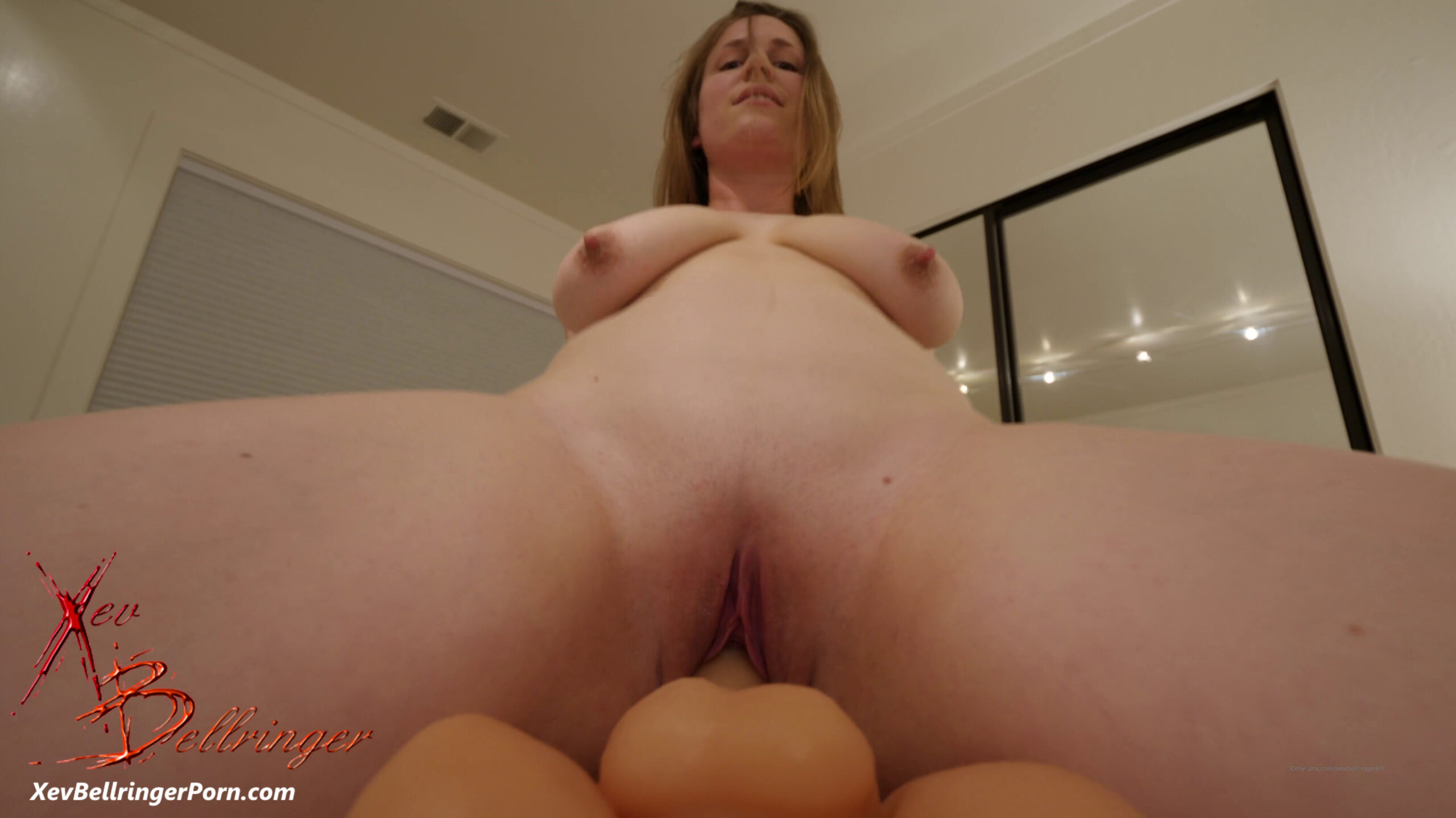 Xev Bellringer ManyVids Nude Great Riding Video
